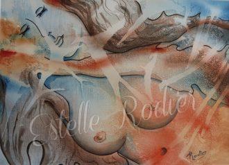 Botticelli (27cm x 37cm) $230